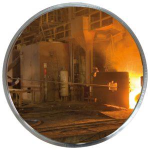 Zrcadla pro těžký průmysl