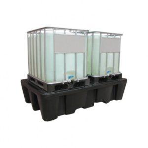 Plastové záchytné vany